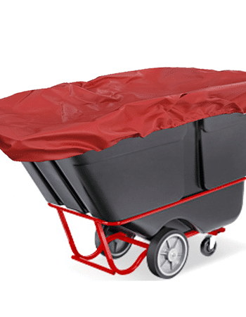 Gondola Covers Construction Version- Red