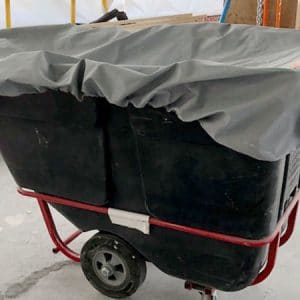 flexible tilt truck lid
